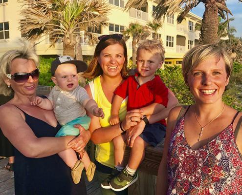 Villa FloridaDream Familie