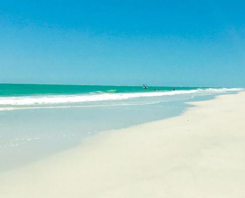 Villa FloridaDream Anna-Maria-Island Beach