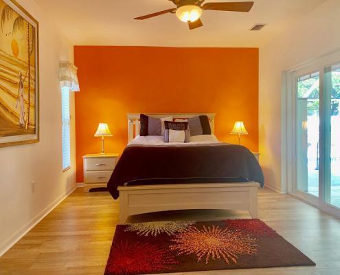 Villa FloridaDream Palm Suite Zimmer