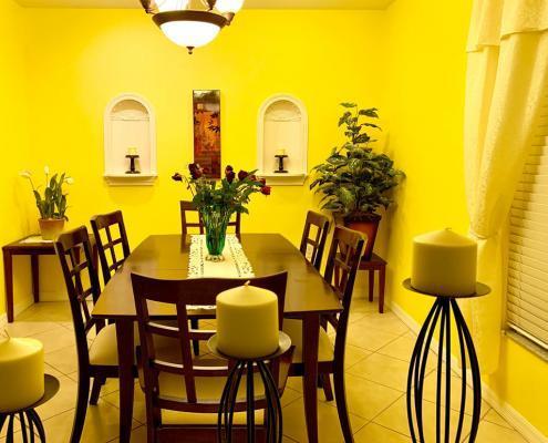 Villa FloridaDream Esszimmer