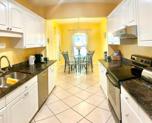 Villa FloridaDream, Küche